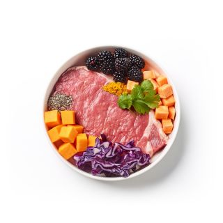 Beef and Berries