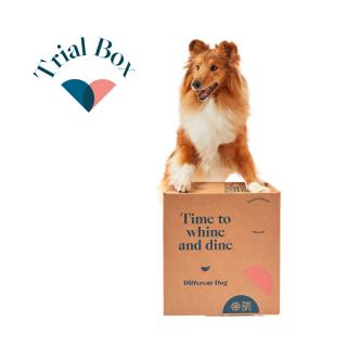 Natural Dog Food Trial Box