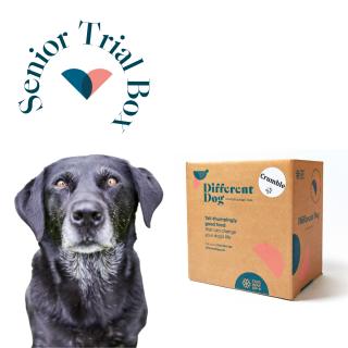 Senior Dog Food Trial Box